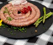 La ferme Grandvillain - Saucisses De Poulet - Nature - Brasse Fine - 300 G