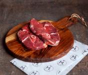 MAISON LASCOURS - Tranches De Gigot D'agneau 400g