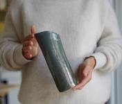 Atelier Eva Dejeanty - Pichet en Céramique (grès) modèle Cellule
