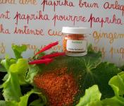 HERBA HUMANA - Paprika Bio Cultivé en France 5 g