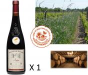Le Clos des Motèles - AOC Anjou Rouge 2017 : Cuvée du Toarcien (1 Bouteille)