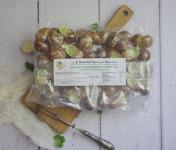 Limero l'Escargot Mayennais - Lot De 2 Sachets De 60 Coquilles D'escargot Gros Gris À La Bourguignonne