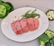 BEAUGRAIN, les viandes bien élevées - Rôti de Veau Limousin dans la Noix