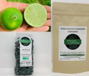 Spiruline des Oliviers - Coffret Spiruline en Comprimés & Citrons Verts Bio