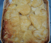 Le Jardin des Gallines - Gratin de pommes de terre 2/3 pers