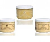 Les délices de Noémie - Petits pots bébé 8 mois: Fenouil et Pomme De Terre À L'emmental, Asperges Vertes Au Bœuf Haché (x3)