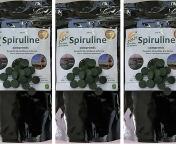 Spiruline de Beauce - Lot : 3 sachets de Spiruline en comprimés