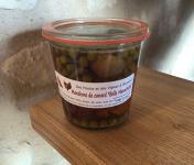 Des Poules et des Vignes à Bourgueil - Manchons de canard « Belle maraichère »