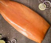 Qwehli - Filet De Saumon Royal Fumé - 1 Kg