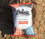 Chips BELSIA - Chips Artisanale au Piment d'Espelette AOP x10