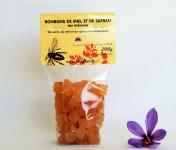Le safran - l'or rouge des Ardennes - Bonbons Au Miel Et Au Safran
