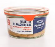 Méditerranée Sauvage - Rillettes de Maquereaux aux tomates séchées et basilic
