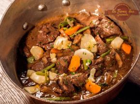 La Ferme Des Gourmets - [Précommande]  Bourguignon de Génisse Limousine