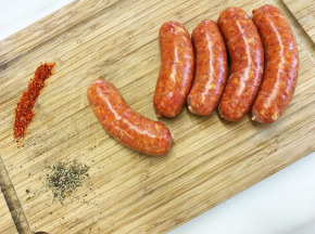 Ferme les Acacias - Minis Chorizos À Cuire