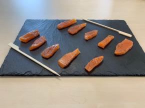 ÏOD - Emincés De Saumon Fumé Parfumé Au Coquelicot 50g