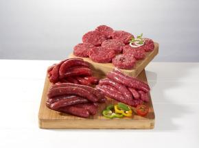 Mordus de Viande: les éleveurs de Parthenaise - Colis Barbecue