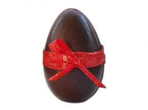 Maison Castelanne Chocolat - Œuf De Pâques 13 Cm + Friture