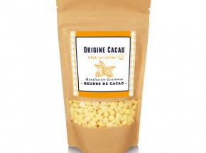 Maison Castelanne Chocolat - Beurre De Cacao - 150 Gr