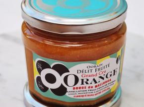 OORAIN La Marmelade Française - Marmelade : Orange Douce En Délit Fruité