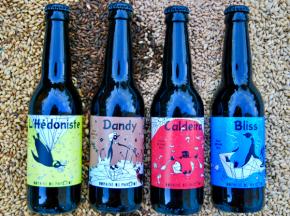 Domaine du Manchot - Offre Découverte - 12 Bières