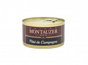 Charcuterie Montauzer - Pâté de campagne - 190 g
