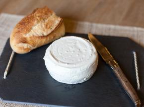 Ferme de Montchervet - Fromage Cœur de crème frais, 120g