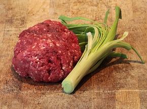 Nature viande - Domaine de la Coutancie - Haché pur bœuf 500g