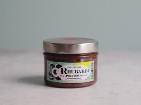 OORAIN La Marmelade Française - Rhubarbe De Printemps En Délit Fruité