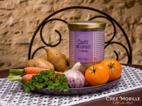 Chez Morille - Confit De Cuisse De Canard Par 2