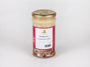 Maison Tête - Paupiettes de magret sauce madère