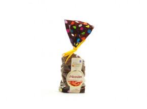 Les amandes et olives du Mont Bouquet - Pécoules aux amandes et au chocolat 200g