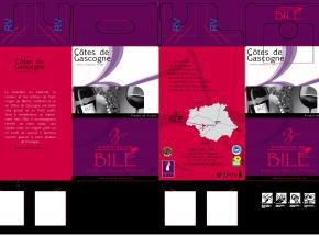 Domaine de Bilé - IGP Vin Côtes de Gascogne Rosé Bib