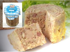 Maison Paris - Foie Gras depuis 1907 - Graisserons Landais De Canard Au Foie En Pot