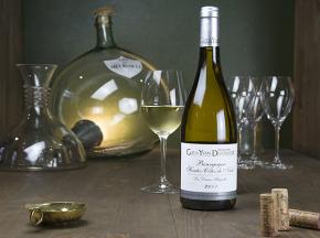 Dyvin - Domaine Guy & Yvan Dufouleur - Hautes-Côtes de Nuits Blanc Demoiselle Huguette - Lot De 6 Bouteilles