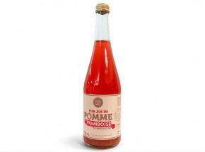 la Ferme d'Hotte - Pur Jus De Pomme Et Framboise-75cl