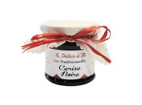 Fromagerie Seigneuret - Confiture Cerise Noire