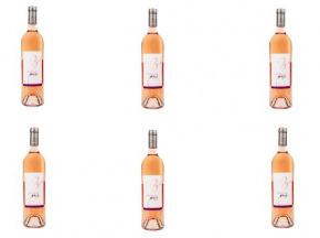Domaine de Bilé - IGP Vin Côtes de Gascogne Rosé - 6 Bouteilles