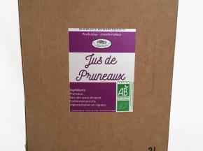Ferme du Lacay - Jus De Pruneaux - 3l