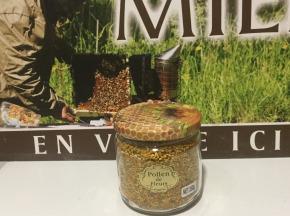 Rucher du Viala - Pollen De Fleurs De France