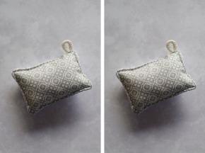 Zanca Créations - Éponges Lavables Coton de Bambou Lot de 2