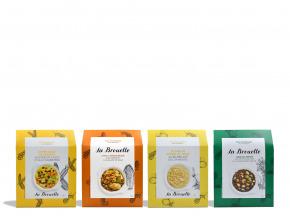 La Brouette - Pour 8 Pers. - Curry Doux + Chou Chinois + Ecrasé De Pomme De Terre + Lentilles Vertes