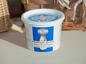La Ferme de Viltain - Fromage Blanc Lisse 3%