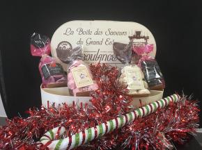 Maison Boulanger - Boite Collector Et Ses 6 Sachets