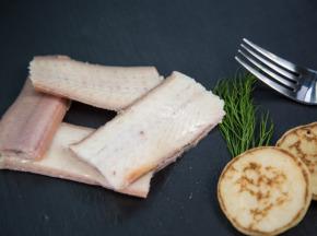 Olsen - Anguille fumée sauvage Baltique 100g