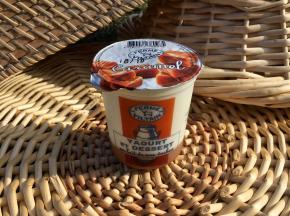 La Ferme de Viltain - Yaourt Caramel