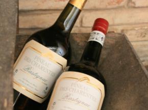 Château des Plassons - 1 Pineau Des Charentes Rastignac : 1 Pineau Jeune Blanc + 1 Pineau Jeune Rouge