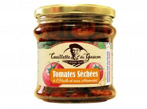 Maison du Pruneau - Bocal De Tomates Séchées À L'huile Et Aux Aromates