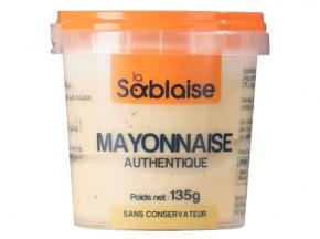 """Ô'Poisson - Mayonnaise Fraîche """"maison"""" - Le Pot De 135g"""