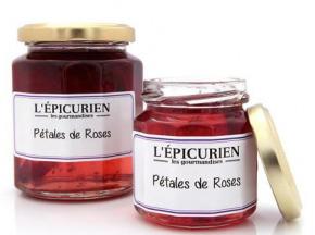 L'Epicurien - Pétales de roses