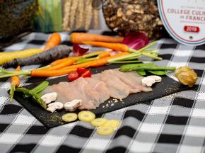 La ferme Grandvillain - Filets De Poulet Tranches Fines 2 X 200 G